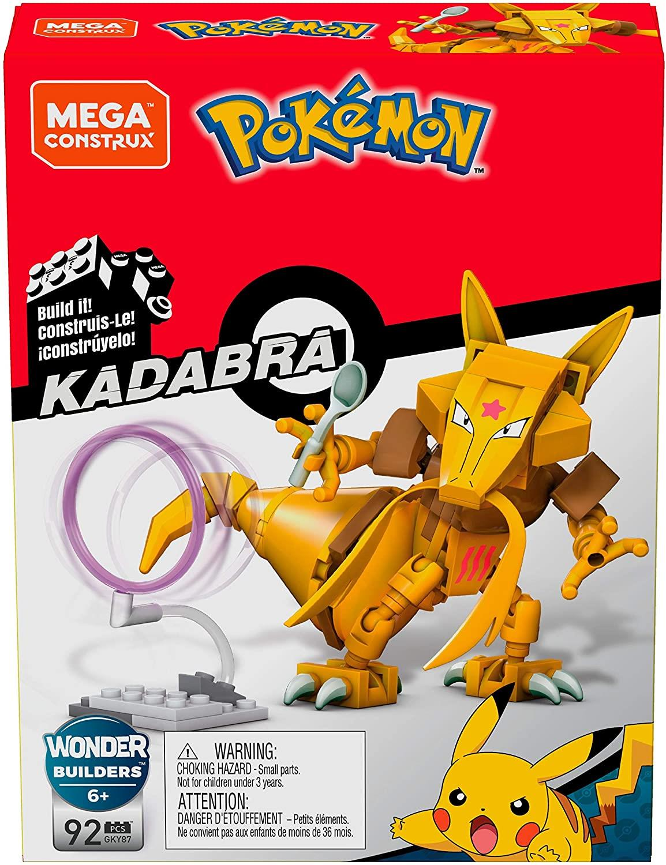 Mattel Mega Construx Pokemon Kadabra - Lindaxx