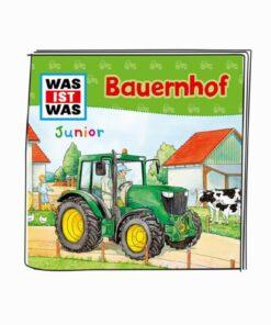 tonies® Hörfigur - WAS IST WAS Junior  Bauernhof1