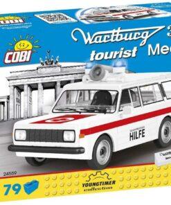 Cobi Wartburg 353 Krankenwagen