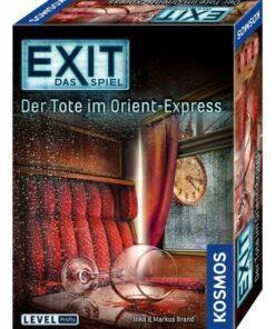 Das Spiel Der Tote im Orient-Express