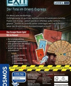 Das Spiel Der Tote im Orient-Express1