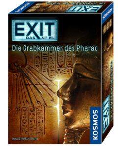 Das Spiel Die Grabkammer des Pharao, Kennerspiel des Jahres 2017