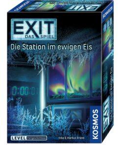 Das Spiel Die Station im ewigen Eis