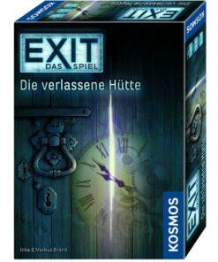 Das Spiel Die verlassene Hütte, Kennerspiel des Jahres 2017