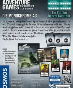Die Monochrome AG1