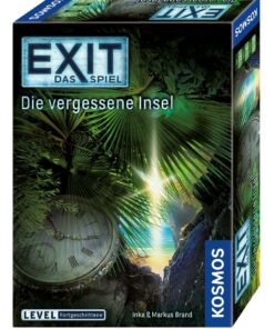 EXIT Das Spiel Die vergessene Insel