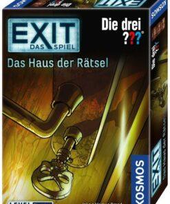 Exit Das Spiel Das Haus der Rätsel