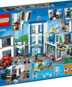 ImageLEGO® City Police 60246 - Polizeistation1