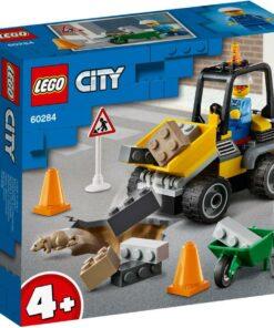 LEGO® City 60284 - Baustellen LKW