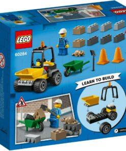 LEGO® City 60284 - Baustellen LKW1