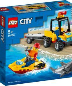 LEGO® City 60286 - Strand Rettungsquad
