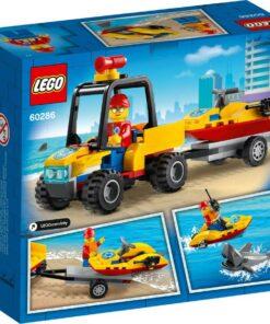 LEGO® City 60286 - Strand Rettungsquad1