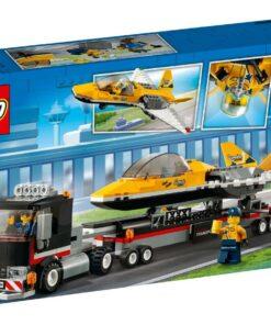 LEGO® City 60289 Flugshow-Jet-Transporter1