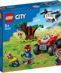 LEGO® City 60300 Tierrettungs-Quad1