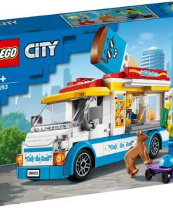 LEGO® City Great Vehicles 60253 - Eiswagen