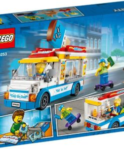 LEGO® City Great Vehicles 60253 - Eiswagen1