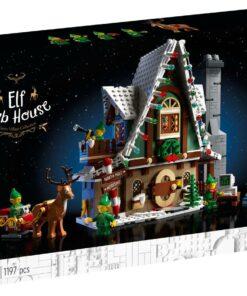 LEGO® Creator Expert 10275 Elfen-Klubhaus