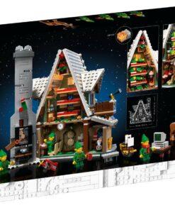 LEGO® Creator Expert 10275 Elfen-Klubhaus1