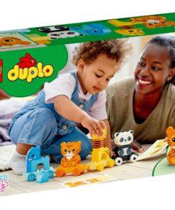 LEGO® DUPLO® Creative Play 10955 Mein erster Tierzug