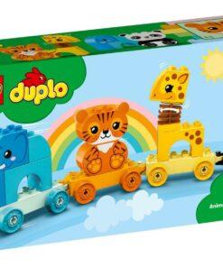 LEGO® DUPLO® Creative Play 10955 Mein erster Tierzug1