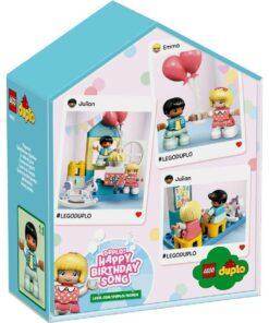 LEGO® DUPLO® Town 10925 - Spielzimmer-Spielbox1