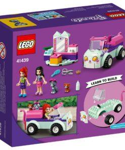 LEGO® Friends 41439 Mobiler Katzensalon1