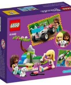 LEGO® Friends 41442 Tierrettungs Quad1