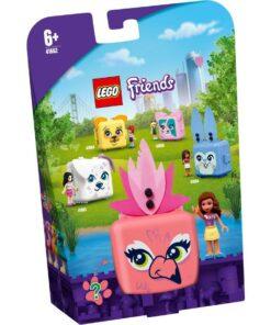 LEGO® Friends 41662 Olivias Flamingo Würfel