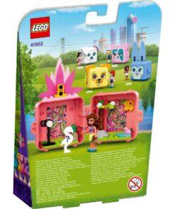 LEGO® Friends 41662 Olivias Flamingo Würfel1