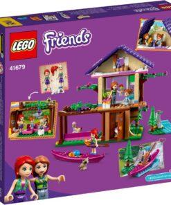 LEGO® Friends 41679 Baumhaus im Wald1