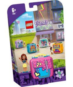 LEGO® Friends Magische Würfel 41667 Olivias Spiele-Würfel