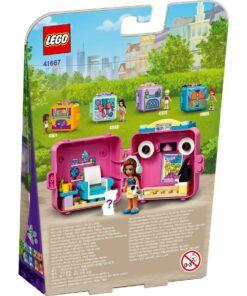 LEGO® Friends Magische Würfel 41667 Olivias Spiele-Würfel1