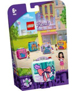 LEGO® Friends Magische Würfel 41668 Emmas Mode-Würfel