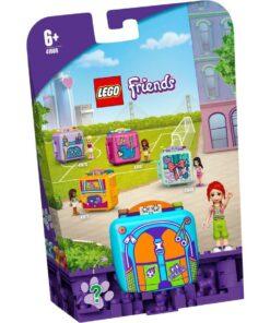 LEGO® Friends Magische Würfel 41669 Mias Fußball-Würfel