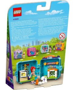 LEGO® Friends Magische Würfel 41669 Mias Fußball-Würfel1