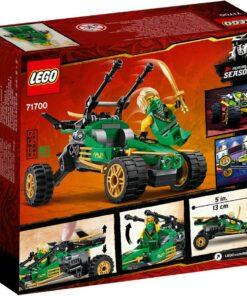 LEGO® NINJAGO® 71700 - Lloyds Dschungelräuber1