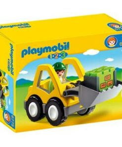 PLAYMOBIL-6775-Radlader