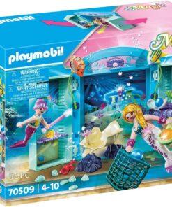 PLAYMOBIL® 70509 Spielbox Meerjungfrauen