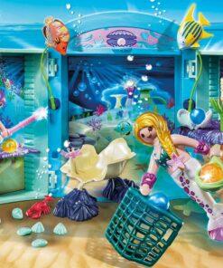 PLAYMOBIL® 70509 Spielbox Meerjungfrauen1