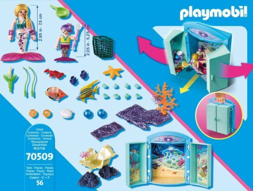PLAYMOBIL® 70509 Spielbox Meerjungfrauen2
