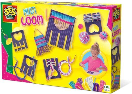 SES Multi Loom Webrahmen