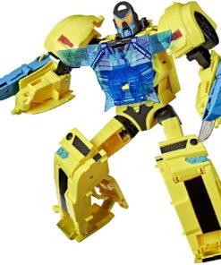 Hasbro Transformers Cyberverse Adventures Bumblebee1