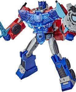 Hasbro - Transformers - Cyberverse Adventures Officer-Klasse Optimus Prime1