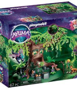ImagePLAYMOBIL® 70801 Adventures of Ayuma - Baum der Weisheit
