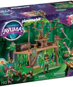 PLAYMOBIL® 70805 Adventures of Ayuma - Trainingscamp