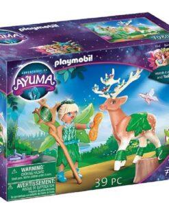 PLAYMOBIL® 70806 Adventures of Ayuma - Forest Fairy mit Seelentier