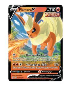 Pokémon Herbst V Tin 95 Flamara1