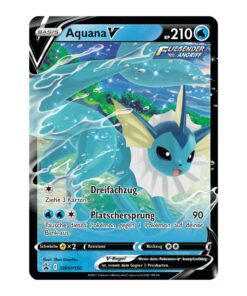Pokémon Herbst V Tin 96 Aquana1