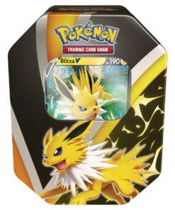 Pokémon Herbst V Tin 97 Blitza